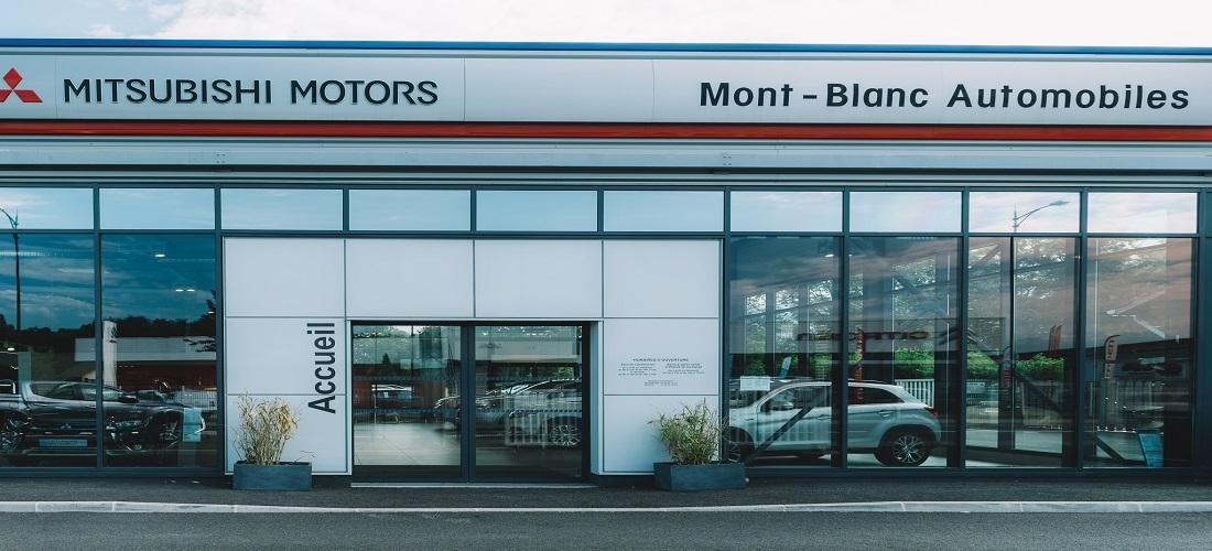 Concessions Mitsubishi-Mont-Blanc Automobiles à Annemasse